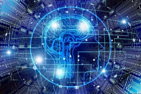 Visualisierung artificial intelligence